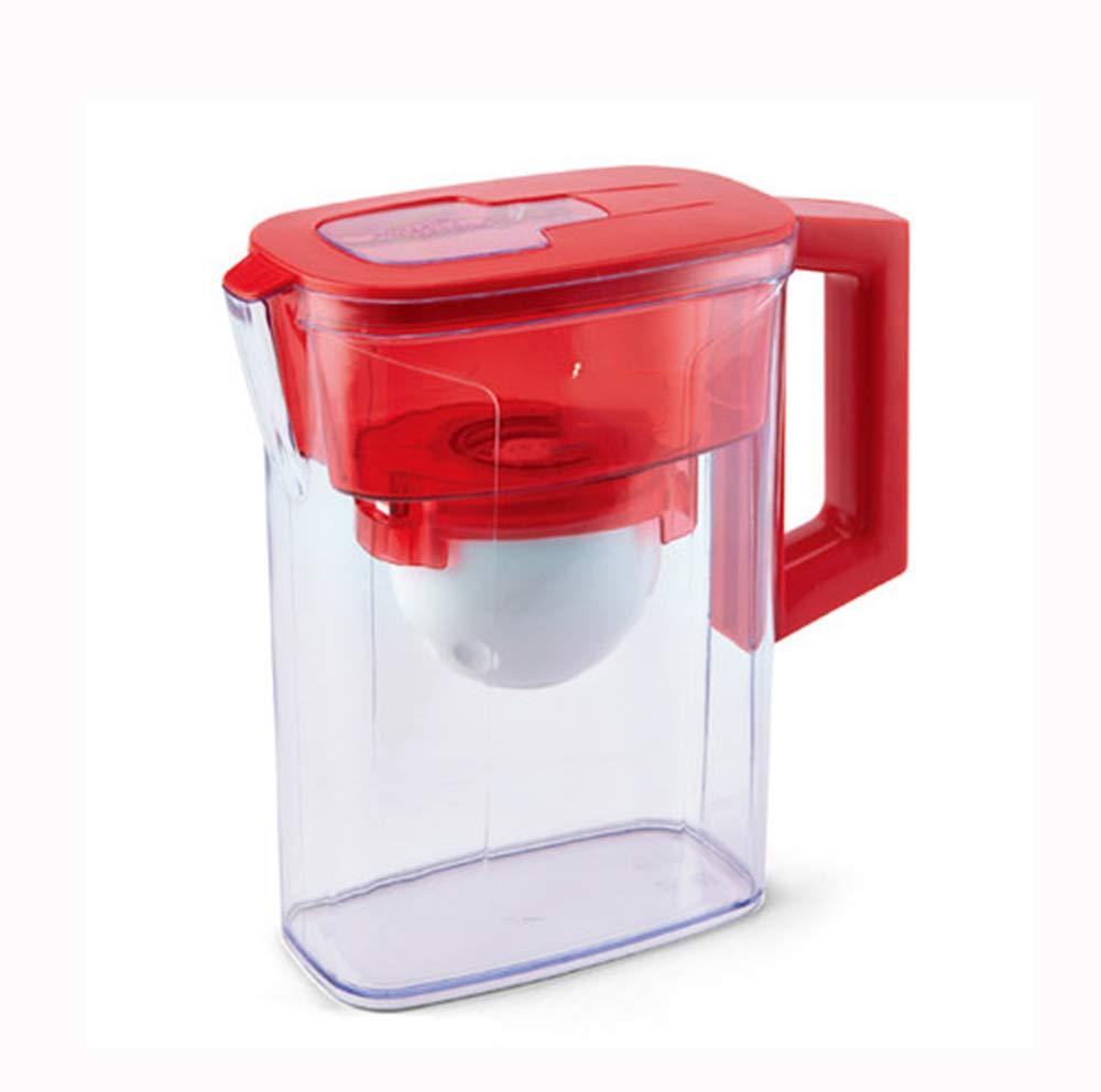 FHer-Water Filter Jug Bollitore Netto per Uso Domestico, purificatore d'Acqua, Macchina per Bere, Rubinetto, Filtro per l'acqua, bollitore, 20 * 11 * 23cm Prezzi