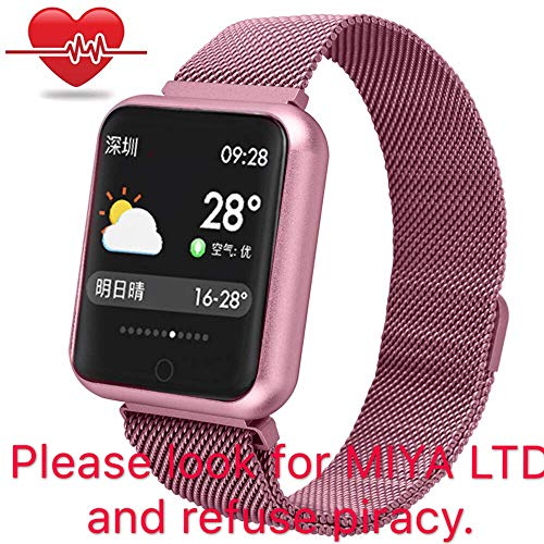 Men Sport Watch Waterproof Luxury Led Massage Remind Digital Watches Blood Pressure Heart Rate Monitor Smart Watch Android Ios As Effectively As A Fairy Does Digital Watches