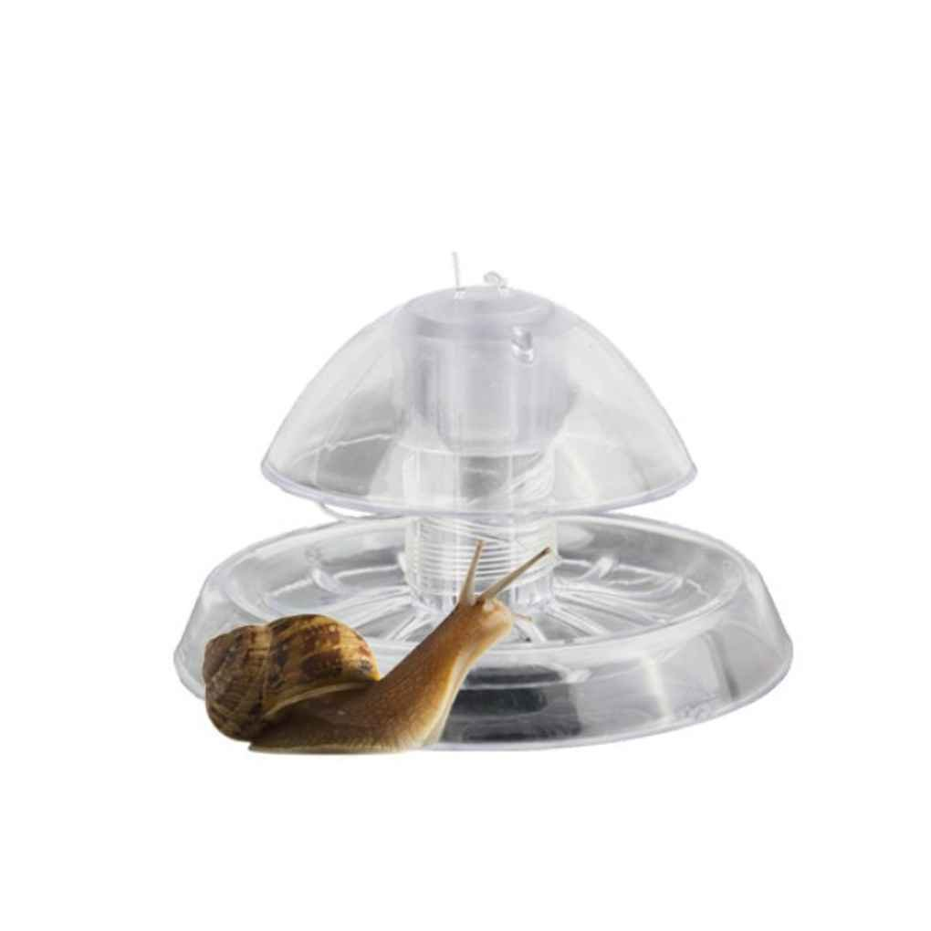 FBlue Peces de Acuario Tanque de plástico Caracol Trampa Catcher Leech Camarón Limpiador Gusano Captura Naturaleza: Amazon.es: Hogar