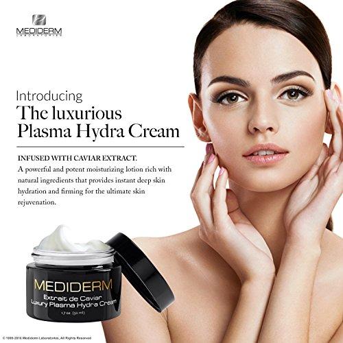 Amazon.com : Crema De Caviar Antiarrugas - Tratamiento Antiedad Reafirma La Piel Y Hidrata La Piel Reseca - Para La Cara Y Cuello - 1.7 Onzas : Beauty