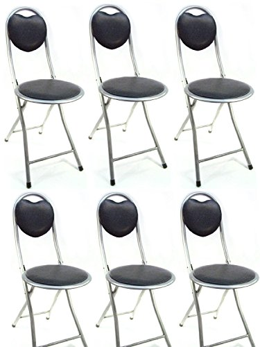 DLUX Small Folding Chairs by Dlux
