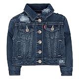 Levi's Baby Girls' Trucker Jacket, Vintage Waters, 6/9 Months