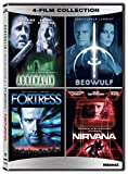 Christopher Lambert Quadruple Feature (Adrenalin, Beowulf, Fortress, Nirvana)