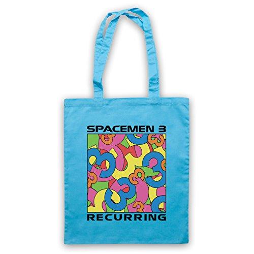 Spacemen 3® Recurring Official Bolso Azul Cielo