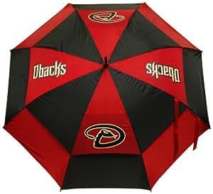 MLB Arizona Diamondbacks Umbrella, Black