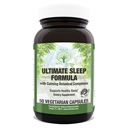 Ultimate Sleep Aid Natural Nutra product image