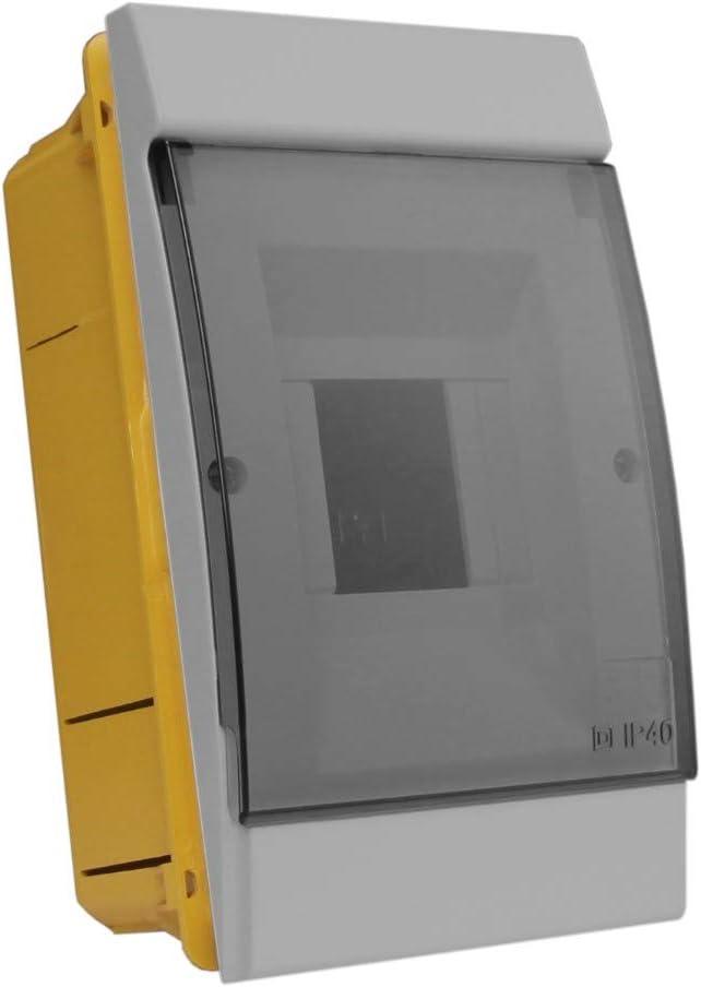 Marlanvil 0803 - Caja de distribución (IP40, módulo 2/4 ...
