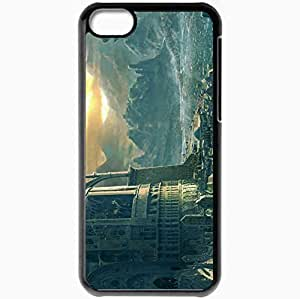 Personalized iPhone 5C Cell phone Case/Cover Skin Armies Of Exigo Black