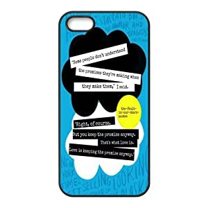 Quotes from The Fault in Our Stars Hard Rubber Phone Cover Case for iPhone 6 plus (5.5) Cases
