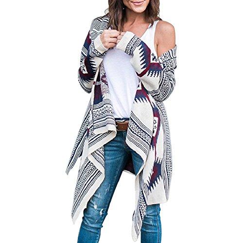 Cardigan Irr Femme Tricot Gilet Petalum qBvxzv