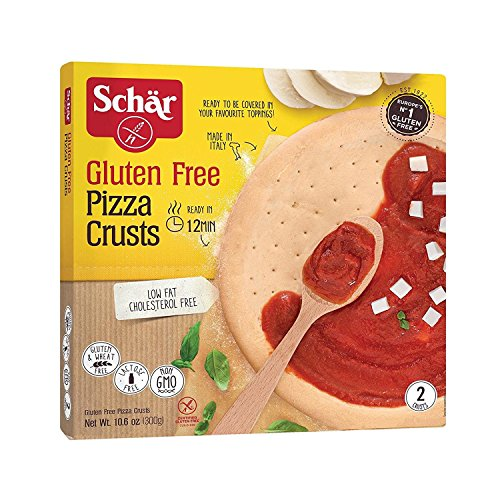 (Schar Pizza Crusts Single Box Gluten Free -- 10.6 Oz Each / 4pack)