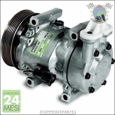 XR1 compresor climatizador de aire acondicionado Sidat FORD FIESTA Diesel 20 V: Amazon.es: Coche y moto
