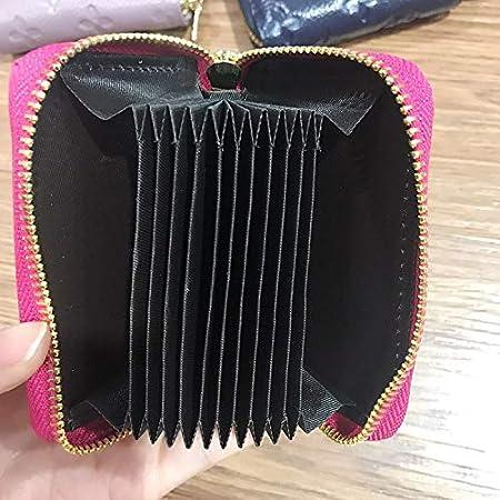 Color : Purple Color : Dark Blue YOIOY Women Clutch Long Purse Classic Wallet Female Organ Card Bag Lady Small Coin Purse