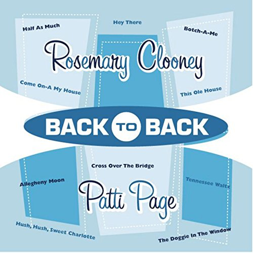 Back to Back - Rosemary Cloone...