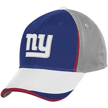 Reebok NFL New York Giants Final Zona Estructurado Flex Gorra - tw85z, Hombre: Amazon.es: Deportes y aire libre