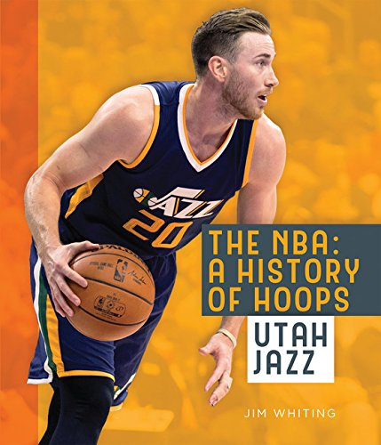 best loved 58d6e 8e676 The NBA  A History of Hoops  Utah Jazz