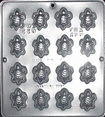 Small Turtle Candy Mold Chocolate Candy Mold Candy Making 110