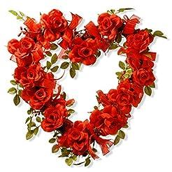 National Tree Rose Valentine Heart