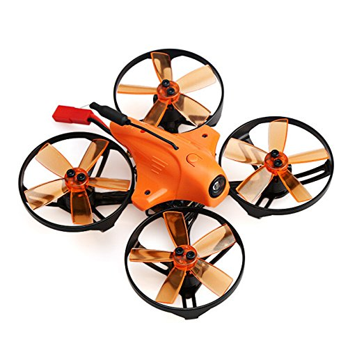 LANCHI Bluebird 85S 5.8G 700TVL 1104 7500KV Motor F3 FC Micro FPV Racing Drone, Compact, Silent & Autonomous, Speed Control, Real-time Transmission by SMOXX ()