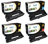 Premium Quality Compatible Toner Cartridge Replacement for HP 508X ( Black,Cyan,Magenta,Yellow , 4-Pack )