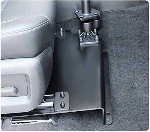 RAM MOUNTS RAM-VB-193 No-Drill Laptop Base for The Chevrolet Silverado 1500//2500//3500, Suburban, Tahoe, Gmc Sierra 1500//2500//3500