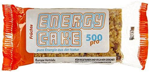 E.L.F Energy Cake - Früchte 24x125g, 1er Pack (1 x 3 kg)