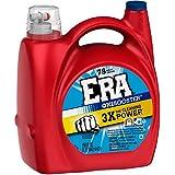Era 3x Ultra with Oxi Booster Liquid Laundry Detergent, 3700080295, 78 Loads, 150 fl oz