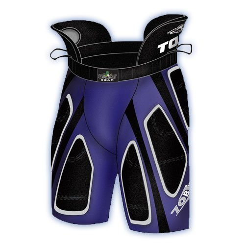 Tour Hockey Adult Elite 70Bx Hip Pads, Large