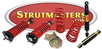 Amazon com: Strutmasters 4 Wheel Air Suspension Conversion