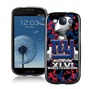 New Unique And Popular Samsung Galaxy S3 I9300 Case Designed With New York Giants 09 Black Samsung S3 Cover