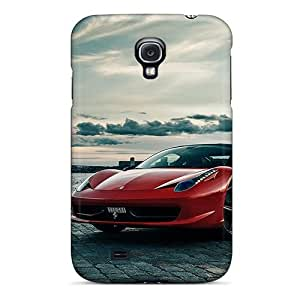 Cute Tpu LightTower Ferrari 458 By The Bay Case Cover For Galaxy S4