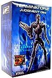 Terminator 2: T-800 Endoskeleton Black Ver Die Cast Action Figure 1/6 Scale
