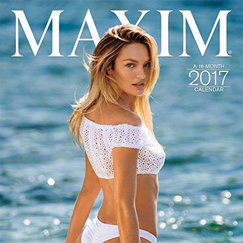 Maxim - 2017 Calendar 12 x 12in