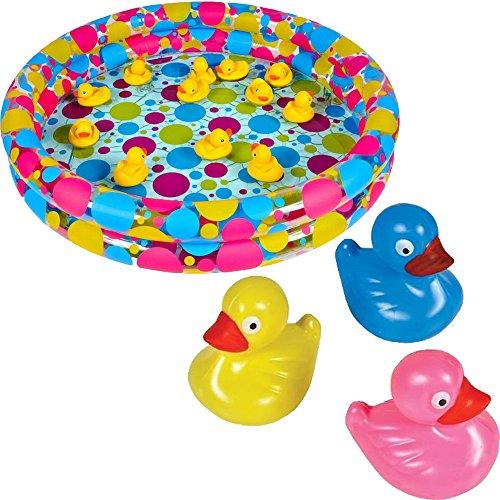 Canards flottants Express amusant et Articles de fête Duck Pond