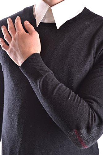 Burberry Homme MCBI056196O Noir Laine Maille