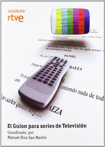 Descargar Libro Guion Para Series De Television, El Manuel Rios San Martin
