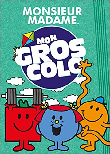 Monsieur Madame Mon Gros Colo Amazon Fr Collectif Livres