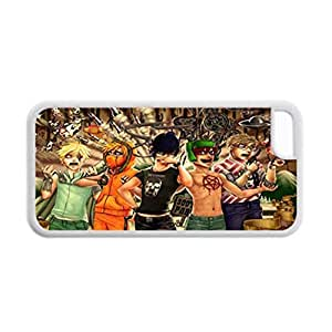 meilz aiaiSilicone Creativity Phone Case For Guys For Appleiphone 5/5s With South Park Choose Design 2meilz aiai