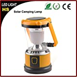 Shopee SN-968 Portable Solar Camping Lantern Hiking Tent LED Light Campsite Hanging Lamp Emergency With Handle Rechargeable Camp Lantern