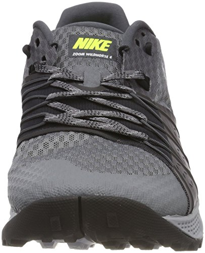 5de50aa9d20dea Nike Herren Air Zoom Wildhorse 4 Traillaufschuhe Grau (Dark Grey wolf  Grey black ...