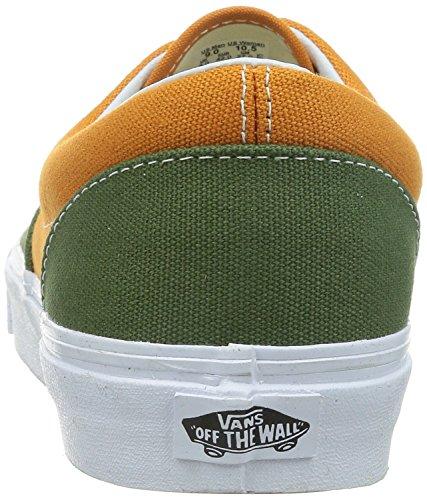 skate Verde Multicolor Vans Naranja Zapatillas de Unisex Era p1nqn4wvZT