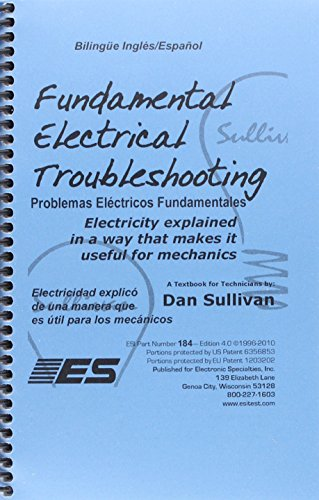 Electronic Specialties 184 Fundamental Electrical Troubleshooting Guide by Electronic Specialties