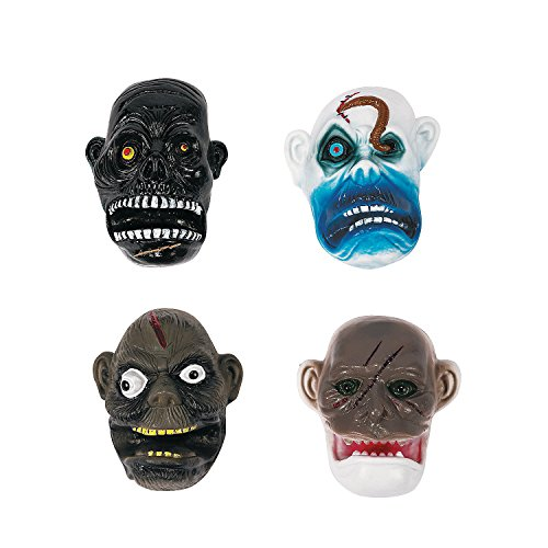 (Zombie Finger Puppets)