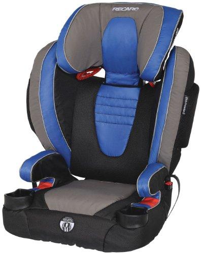 RECARO Performance BOOSTER High Back Booster Car Seat, Sapphire