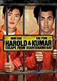 DVD : Harold & Kumar Escape From Guantanamo Bay (Rated)
