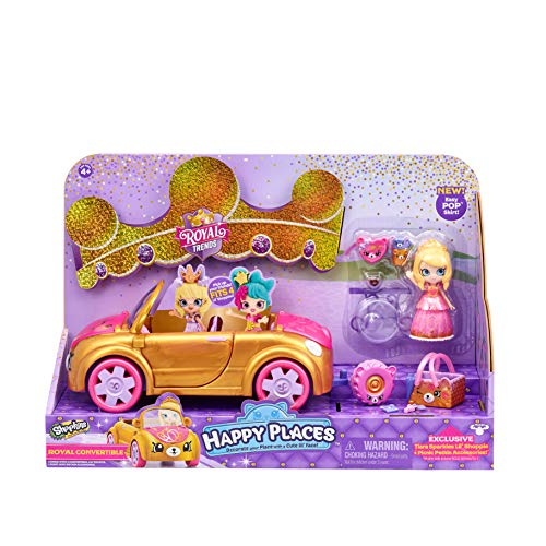 Shopkins Happy Places Royal Convertible Now $8.50 (Was $19.99)