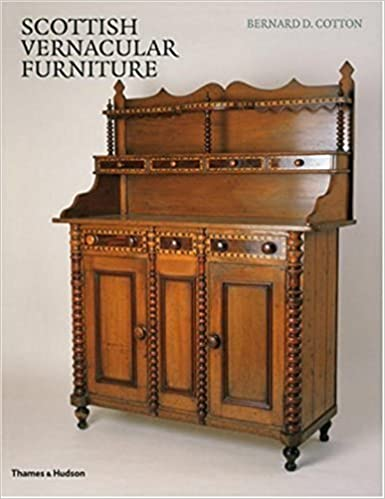 Scottish Vernacular Furniture: Bernard D. Cotton: 9780500238578:  Amazon.com: Books