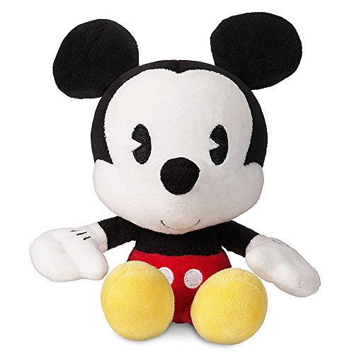 Disney Bobble Heads - Disney Mickey Mouse Bobble Head Plush - 8 Inch