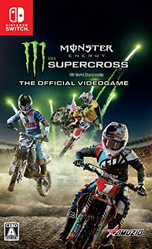 Monster Energy Supercross -The Official Videogameの商品画像