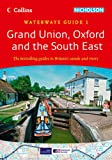 Grand Union, Oxford and the South East, Collins Maps Staff, 000745256X